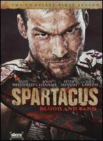 Spartacus: Blood and Sand - The Complete First Season [4 Discs]