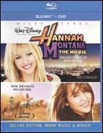 Hannah Montana: The Movie [2 Discs] [Blu-ray/DVD]