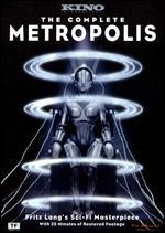 The Complete Metropolis [Limited Edition]