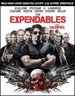 The Expendables [2 Discs] [Blu-ray/DVD]