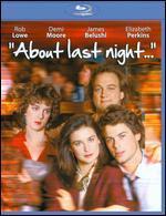 About Last Night... [Blu-ray]