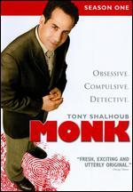 Monk: Season One [4 Discs] -