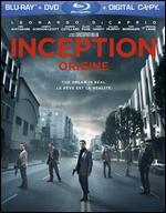 Inception [2 Discs] [Includes Digital Copy] [Blu-ray/DVD]