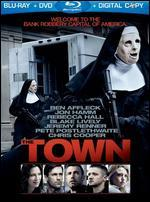 The Town [Extended/Theatrical] [2 Discs] [Includes Digital Copy] [Blu-ray/DVD]