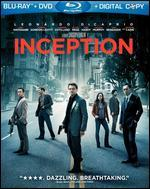 Inception [2 Discs] [Blu-ray/DVD]