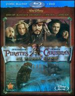 Pirates of the Caribbean: At World's End [3 Discs] [Blu-ray/DVD]
