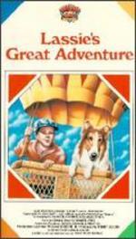 Lassie's Great Adventure [Vhs Tape]