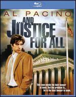 And Justice for All [Blu-ray]