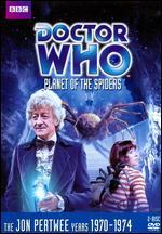 Doctor Who: Planet of the Spiders [2 Discs]