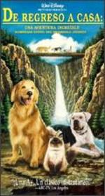 Homeward Bound-the Incredible Journey (Walt Disney Pictures Presents) [Vhs]