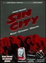 Sin City [Recut, Extended, Unrated] [2 Discs]