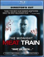Midnight Meat Train [Director's Cut] [Blu-ray]