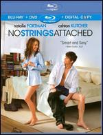 No Strings Attached [2 Discs] [Includes Digital Copy] [Blu-ray/DVD]