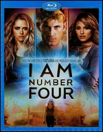 I Am Number Four [Blu-ray] - D.J. Caruso
