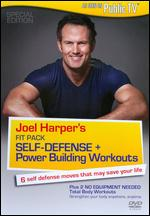Joel Harper's Fit Pack - Self Defense + Power Building Workouts -