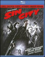Sin City [Recut, Extended, Unrated] [2 Discs] [Blu-ray] - Frank Miller; Robert Rodriguez