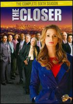 The Closer: The Complete Sixth Season [3 Discs] -