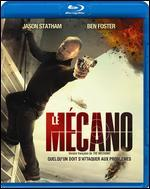 The Mechanic [Blu-ray] [French]