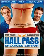 Hall Pass [Enlarged Edition] [2 Discs] [Includes Digital Copy] [Blu-ray/DVD]