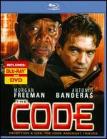 The Code [2 Discs] [Blu-ray/DVD]