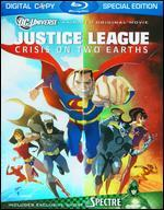 Justice League: Crisis on Two Earths [With Green Lantern Movie Cash] [Blu-ray]