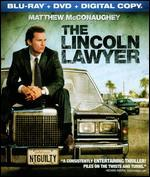 The Lincoln Lawyer [2 Discs] [Includes Digital Copy] [Blu-ray/DVD]