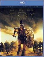 Troy [Director's Cut] [With Green Lantern Movie Cash] [Blu-ray]