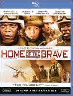 Home of the Brave [Blu-ray] - Irwin Winkler