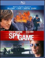 Spy Game [2 Discs] [With Tech Support for Dummies Trial] [Blu-ray/DVD] - Tony Scott