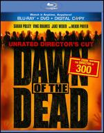 Dawn of the Dead [Unrated Director's Cut] [2 Discs] [With Tech Support for Dummies Trial] [Blu-ray/ - Zack Snyder