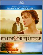 Pride and Prejudice [2 Discs] [With Tech Support for Dummies Trial] [Blu-ray/DVD] - Joe Wright