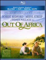 Out of Africa [2 Discs] [With Tech Support for Dummies Trial] [Blu-ray/DVD]