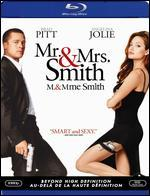 Mr. and Mrs. Smith [Blu-ray]