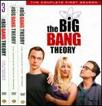 The Big Bang Theory: Seasons 1-3 [10 Discs]