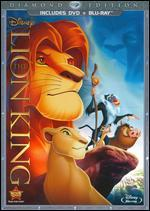 The Lion King (Diamond Edition) (Blu-Ray + Dvd) (Bilingual)