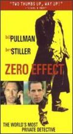 Zero Effect [Vhs]