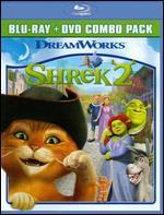 Shrek 2 [2 Discs] [Blu-ray/DVD]