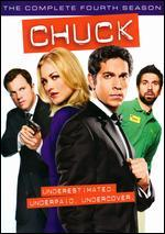 Chuck: The Complete Fourth Season [5 Discs]