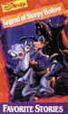 The Legend of Sleepy Hollow (Disney Mini Classics) [Vhs]