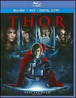 Thor [2 Discs] [Includes Digital Copy] [Blu-ray/DVD] - Kenneth Branagh