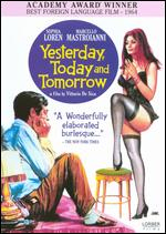 Yesterday, Today and Tomorrow - Mario Canale; Vittorio De Sica