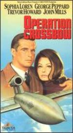 Operation Crossbow [Vhs]