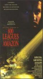 Jules Verne's 800 Leagues Down the Amazon [Vhs]