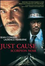 Just Cause / Scorpion Noir (Bilingual Edition) (2009) Sean Connery