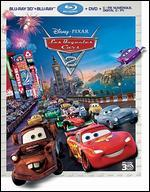 Cars 2 [French] [5 Discs] [Includes Digital Copy] [3D] [Blu-ray/DVD]