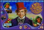 Willy Wonka & Chocolate Factory [40th Anniversay] [Ultimate Collector's Edition] [3 Discs] [With Bo