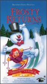 Frosty Returns [Vhs]