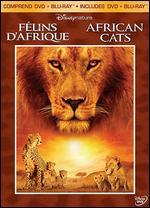 Disneynature: African Cats [French] [Blu-ray/DVD]
