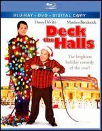 Deck the Halls [3 Discs] [Includes Digital Copy] [Blu-ray/DVD]