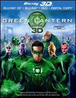 Green Lantern [Blu-ray/DVD] [Inclludes Digital Copy] [3D]